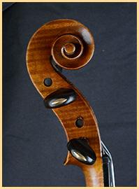 stolen René Morizot violin