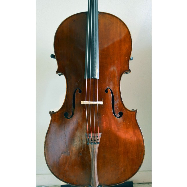 Charles Buthod cello