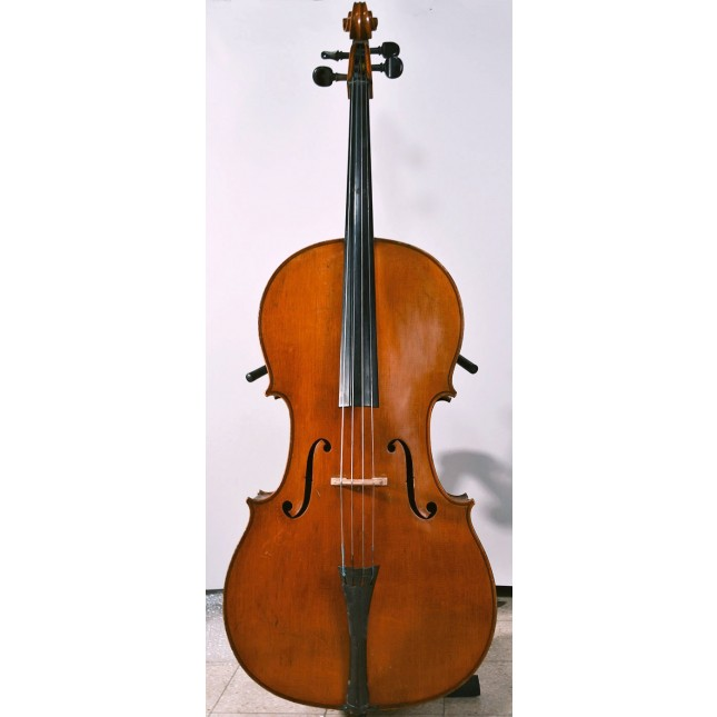 Geronimo Grandini cello by JTL