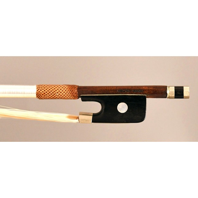 French violin bow Marc Laberte - Certified  Raffin