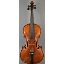 Aloysius Marconcini labelled violin