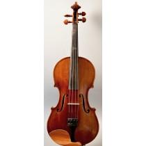 Old violin after Giovanni Paolo Maggini, c.1920