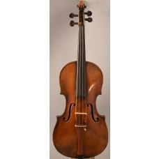 Caussin violin