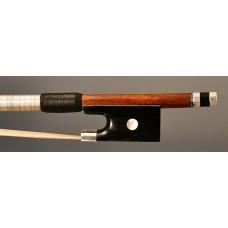 Francois Lotte, Silver violin bow