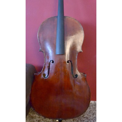 J. Derazey cello