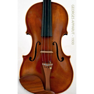 Apparut Georges violin