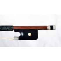 A fine French cello bow by Jerome Thibouville Lamy