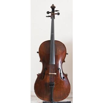 Louis Moitessier cello