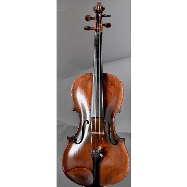French viola circa 1775