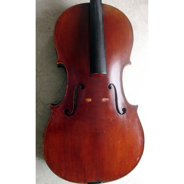 Phil Keller cello