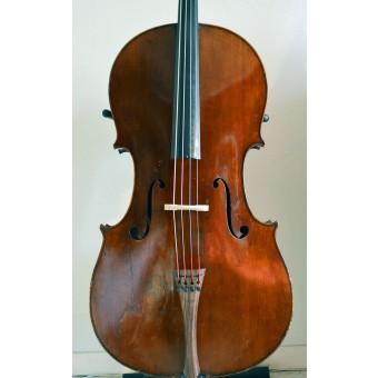 Charles Fétique cello