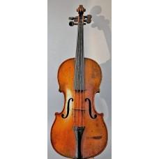 François Barbé père violin