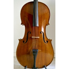 German Saxony 老德国大提琴