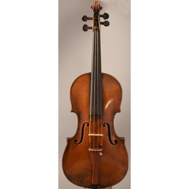 Caussin violin