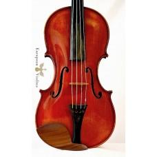 Jean Baptiste Collin-Mezin填上小提琴