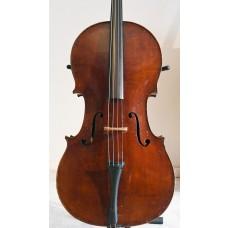 Michael-Ange Garini大提琴由J Thibouville Lamy | 歐洲小提琴