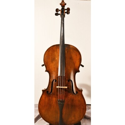 Nicolas Bonnel Cello