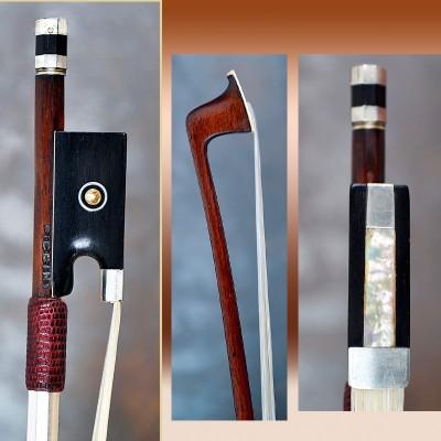 J.T.Lamy - Poccini violin bow