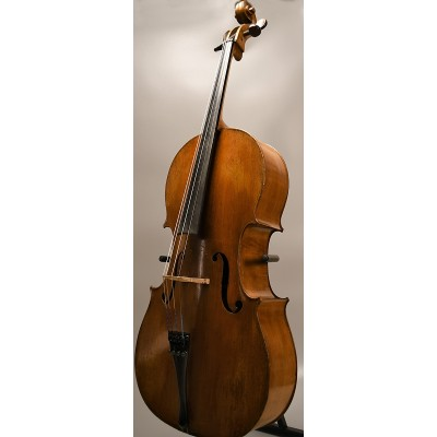 French JTL cello -  Jerome Thibouville-Lamy