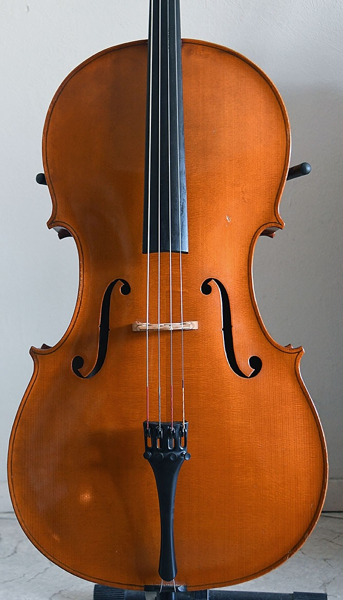 Musical Instruments & Gear String Old German Cello Sound Sample !!
