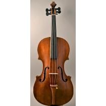 Jacques Bocquay viola ca. 1720