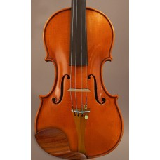Piero Badalassi labelled violin