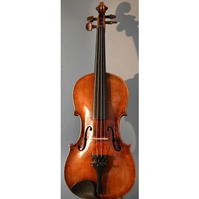 7/8 size violin - J.B. Schweitzer