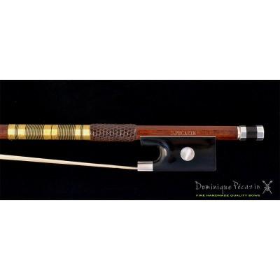 Dominique Pécazin バイオリンの弓 - 金。 線