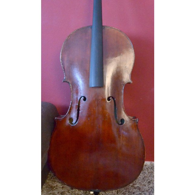 Justin Derazey cello