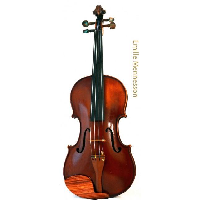 Emile Mennesson violin