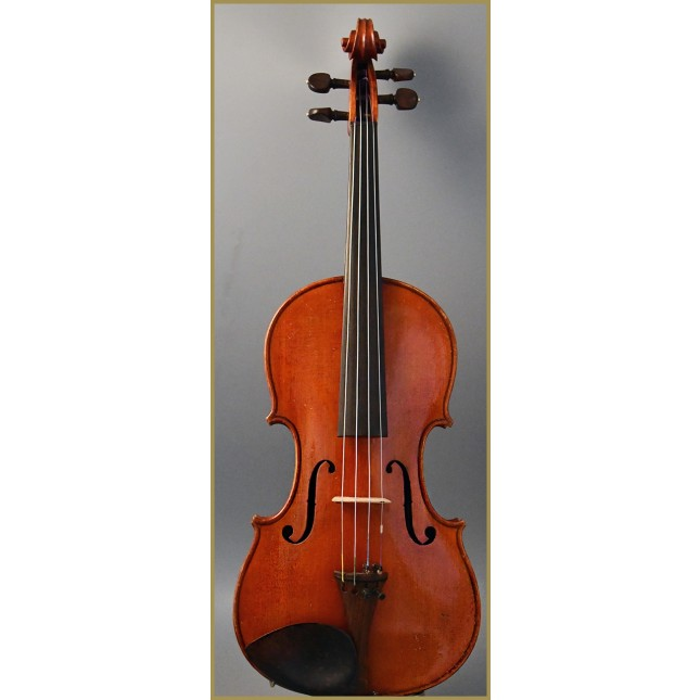 Georges Louis Dupuy violin