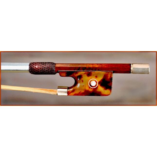 morizot frères violin bow turtoiseshell