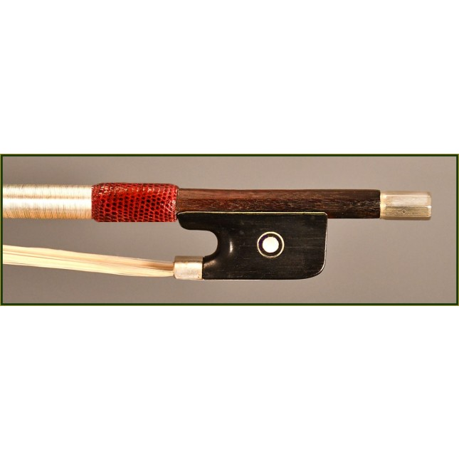 Victor Fétique French violin bow
