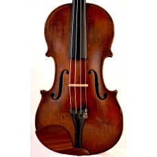 Pillement violin