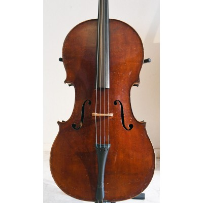 Michael-Ange Garini Cello by J Thibouville Lamy | European Violins
