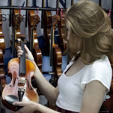 buying a violin