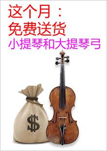 购买小提琴