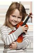 어린이 전용 바이올린