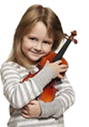 child violins