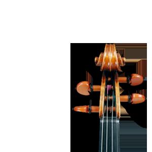 ヨーロッパのバイオリン