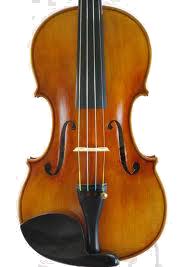 新しいバイオリン